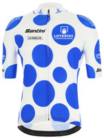 La Vuelta Polka Dot King of Mountains Jersey