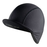 Nalini Logo Winter Black Cap