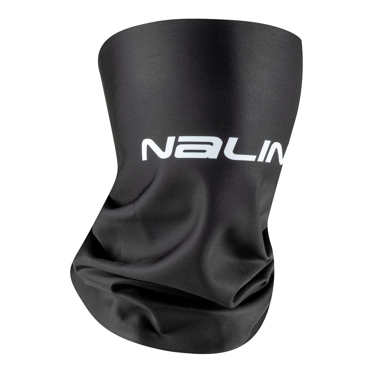 Nalini Black Gaiter Thermal Neck Logo Collar