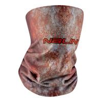 Nalini Rust Gaiter Thermal Neck Logo Collar