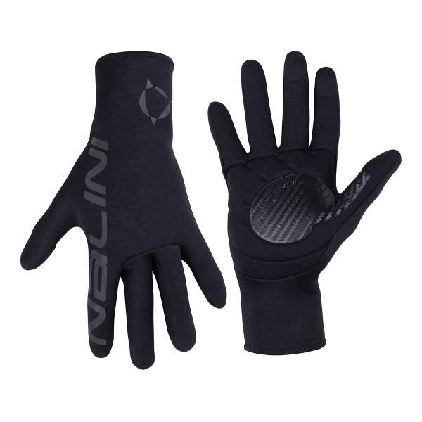 Nalini Exagon Winter Black Gloves