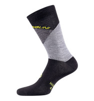 Nalini Wool Thermal B0W Black Socks