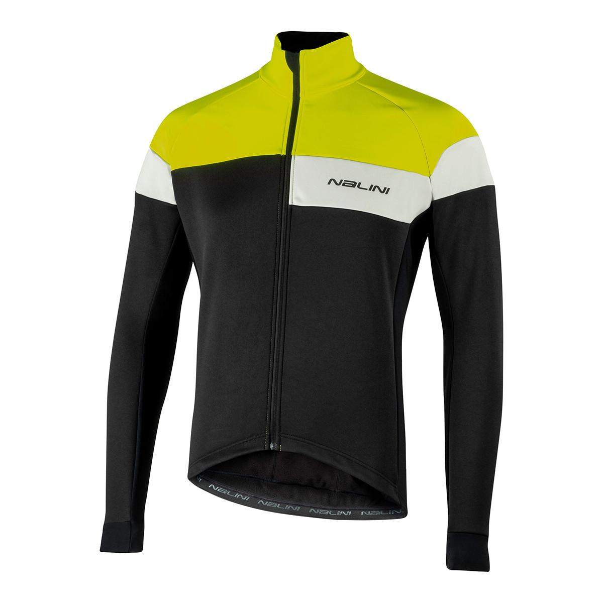 Nalini Pista Yellow B0W Jacket