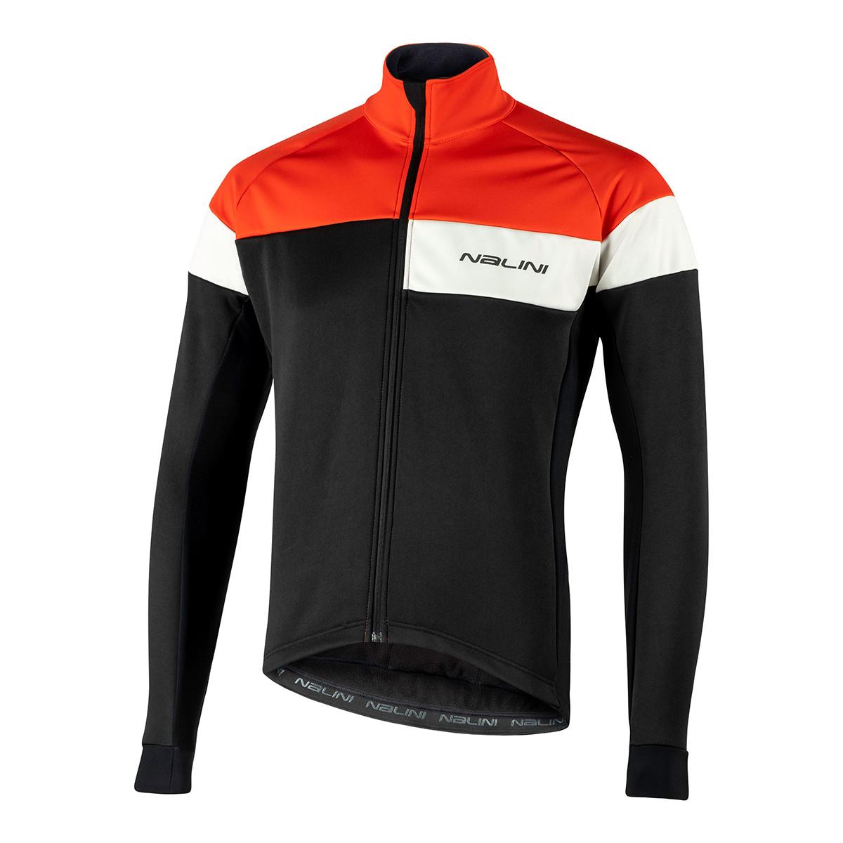 Nalini Pista B0W Red Jacket