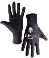Bianchi Milano Marradi Winter Black Gloves