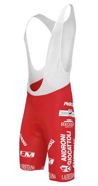 2020 Androni Giocattoli Sidermec Bib Shorts Side