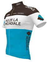 AG2R La Mondiale Jersey Side