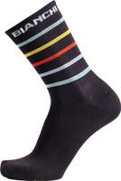 Bianchi Milano Maiori Black Stripes Socks