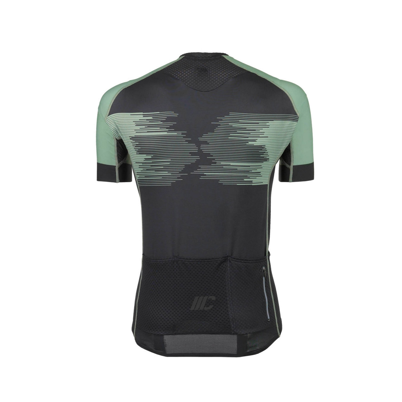 MCipollini Sprint Frequenza Green Jersey Rear