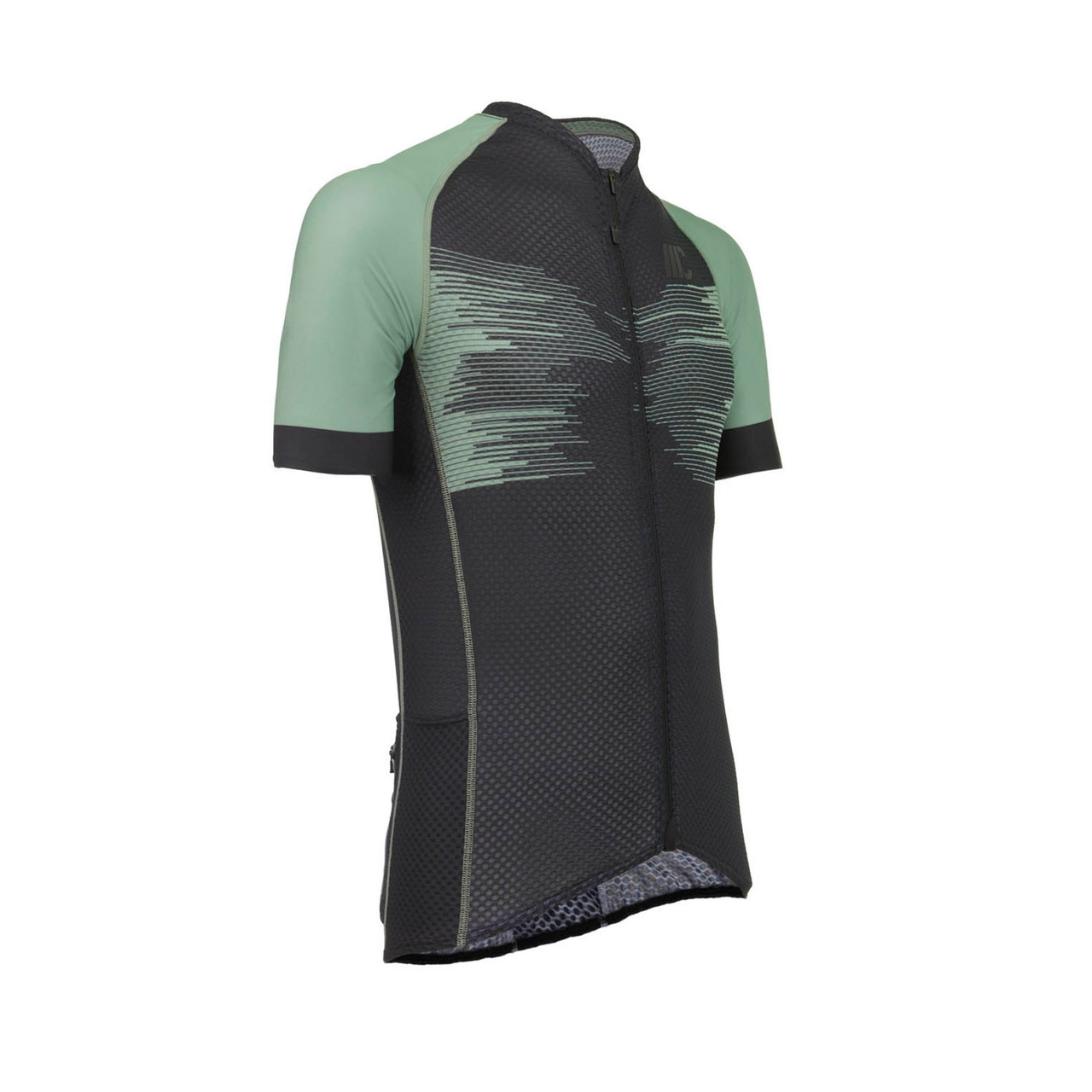 MCipollini Sprint Frequenza Green Jersey Side