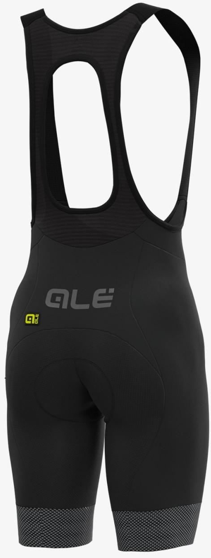 ALE' GT2.0 R-EV1 Black Bib Shorts Rear