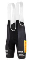 2021 Trek Pirelli Fan Bib Shorts Side
