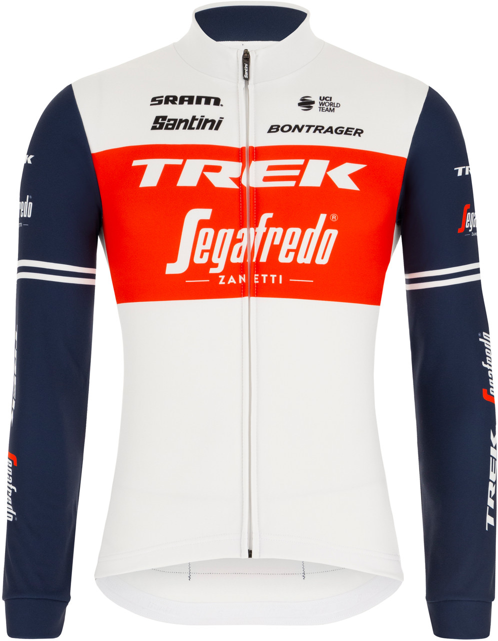 2021 Trek Segafredo Long Sleeve Jersey