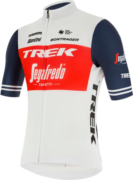 2021 Trek Segafredo Jersey Side