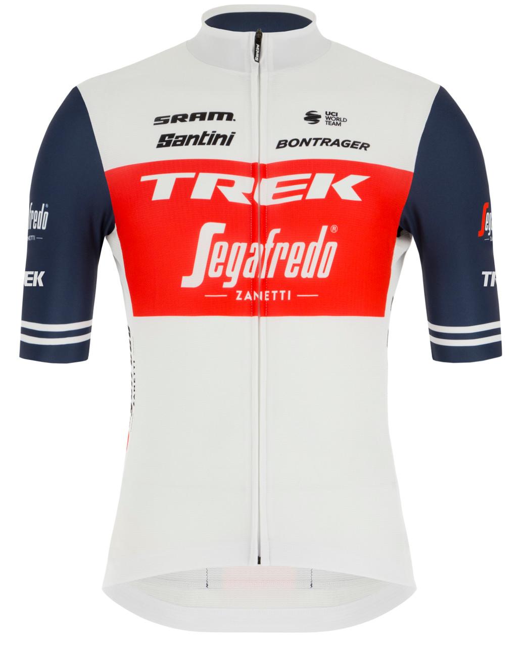 2021 Trek Segafredo Jersey