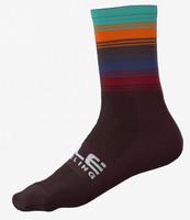 ALE' Mud Black Socks