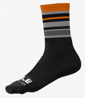 ALE' Stripes Red Socks