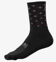 ALE' Stars Gray Socks
