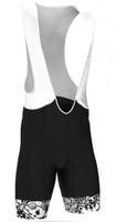 BK-NSD Tokidoki Signature Seamless Black Bib Shorts