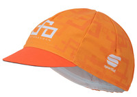 Sagan Logo Cycling Cap Orange