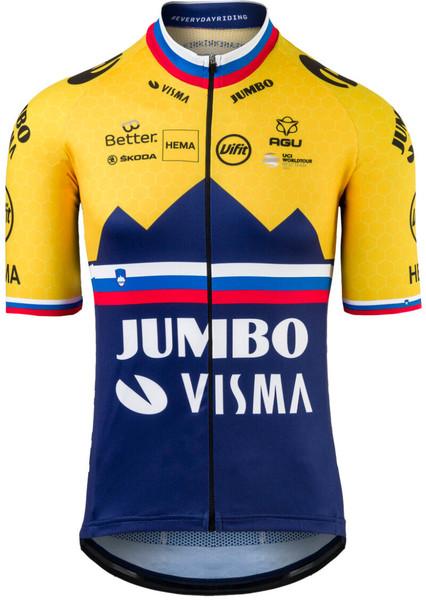2021 Jumbo Visma Slovenia Champ Jersey