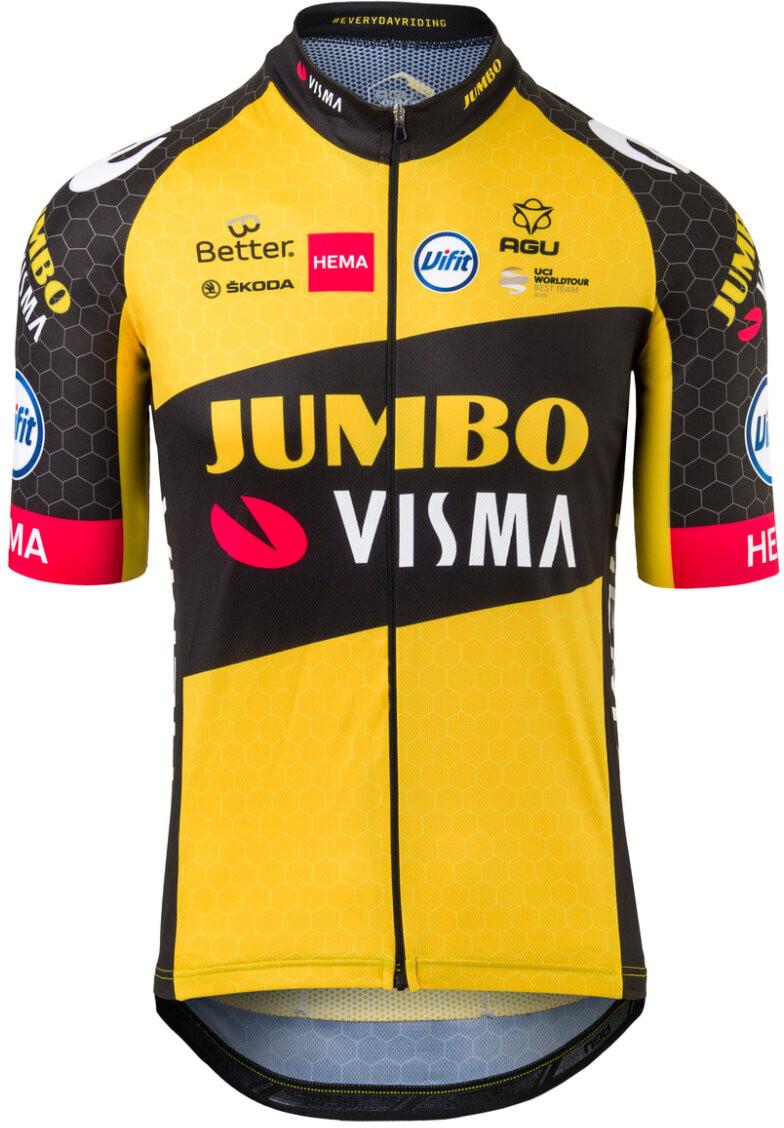 2021 Jumbo Visma Jersey
