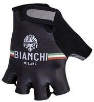 Bianchi Milano Anapo Black Gloves