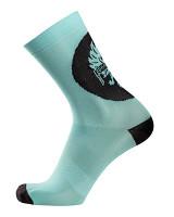 Bianchi Milano Oreto Celeste Green Socks