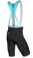 Bianchi Milano Mantello Black Bib Shorts