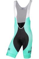 Bianchi Milano Poma Celeste Bib Shorts