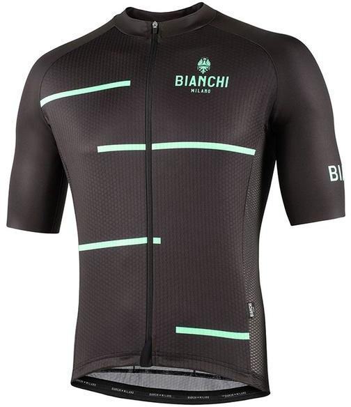 Bianchi Milano Disueri Black Jersey