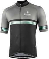Bianchi Milano Prizzi Gray Black Jersey