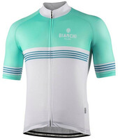 Bianchi Milano Prizzi White Celeste Jersey