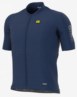 ALE' Silver Cooling R-EV1 Blue Jersey