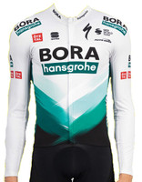 2021 Bora Hansgrohe Long Sleeve Jersey