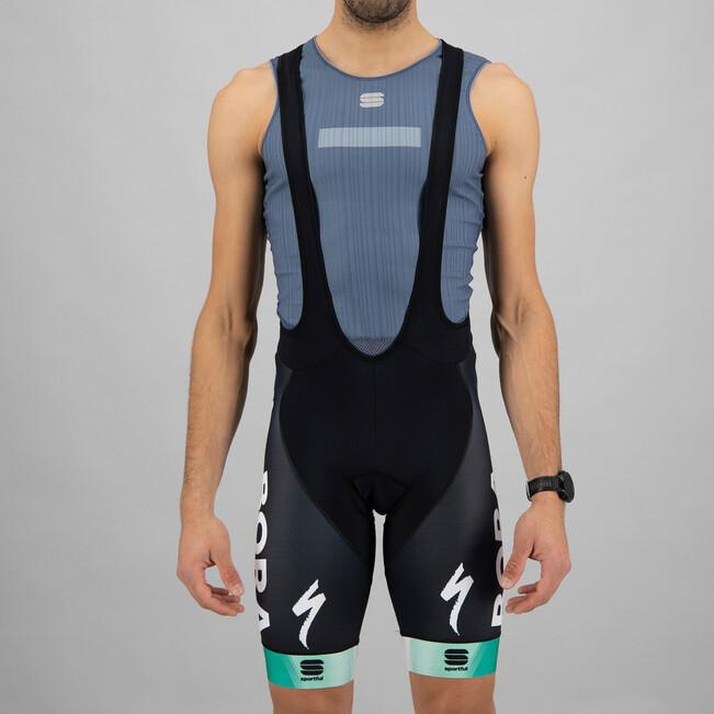 2021 Bora Hansgrohe Bodyfit Pro Classic Bib Shorts Rider