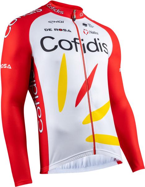 2021 Cofidis Long Sleeve Jersey