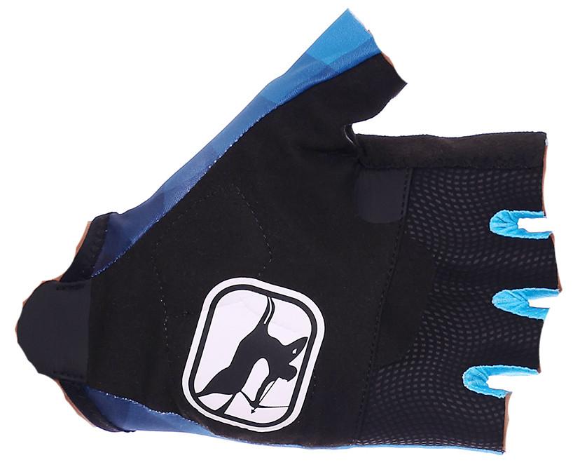 2021 Astana Premier Pro Gloves Rear