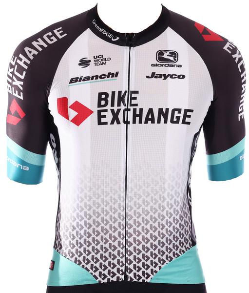 2021 BikeExchange FR-C Pro FZ Jersey