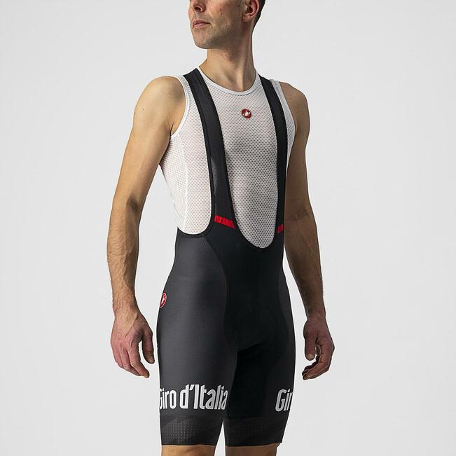 2021 Giro D' Italia 104 Black Competizione Bib Shorts