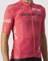 2021 Giro D' Italia Competizione Pink Leaders Jersey