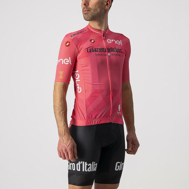 2021 Giro D' Italia Competizione Pink Leaders Jersey  Rider