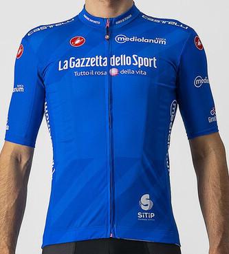 2021 Giro D' Italia Competizione Blue KOM Jersey