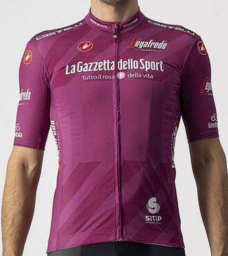 2021 Giro D' Italia Competizione Purple Sprinters Jersey