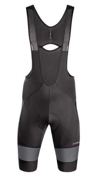 Nalini Reflex BAS Black Bib Shorts