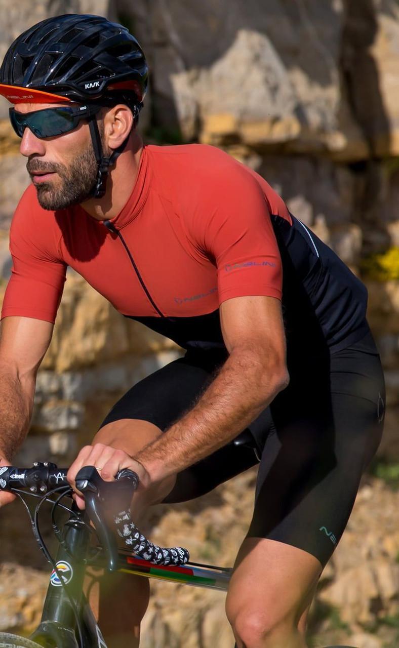 Nalini Laser BAS Black Bib Shorts Rider