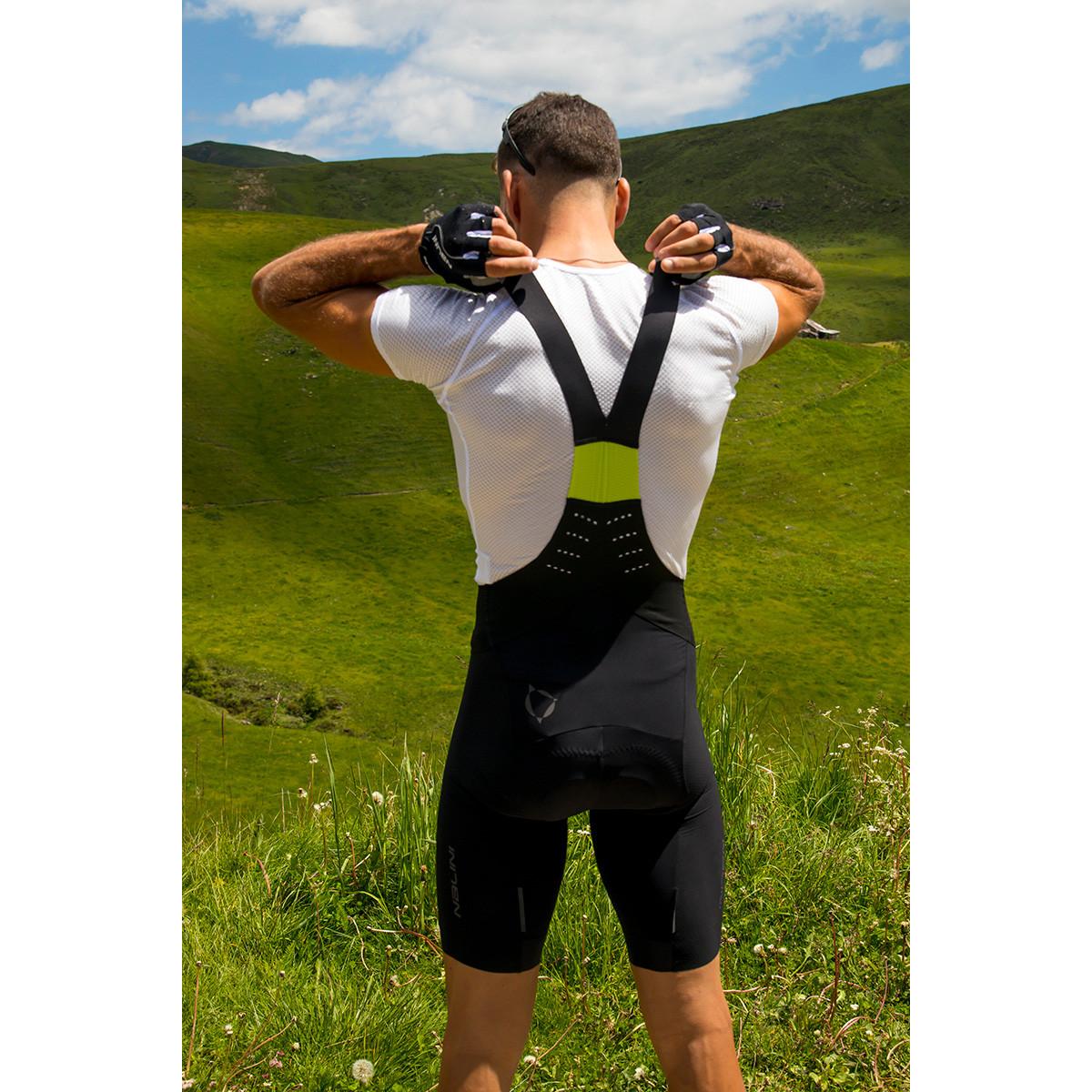 Nalini Ergo BAS Black Bib Shorts Rider