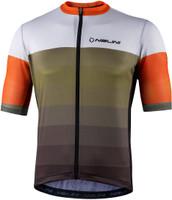 Nalini Classica BAS Green Orange 4430 Jersey