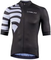 Nalini Stripes BAS White Black Jersey