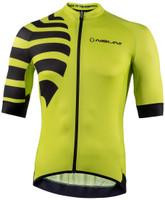 Nalini Stripes BAS Yellow Jersey